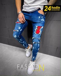 Clothing Store Design, Man Close, Acid Wash Jeans, Jeans Fit, Fashion Dresses, Mens Fashion, Fitness, Pants, Clothes