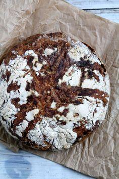IMG_6416 Spelt Bread, Recipe Using, Bacon, Muffin, Pie, Dinner, Breakfast, Desserts, Recipes