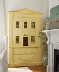 Greenwich Cupboard by Somerset Bay Furniture Fix, Coastal Furniture, Shabby Chic Furniture, Living Room Furniture, Painted Furniture, Cottage Furniture, Furniture Projects, Furniture Design, Do It Yourself Upcycling