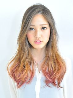 Nice hair style and color!