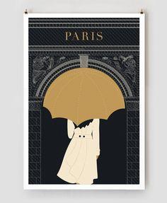 soho-college.com design inspiration paris-poster