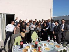 Euridis récompense ses étudiants pour leur investissement : salons, journées portes ouvertes, cooptation...
