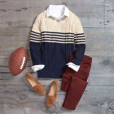 Touchdown! From tailgate to taproom, see how to (stylishly) cheer on your favorite team on the blog. #footballseason