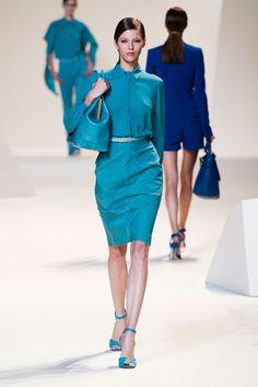Elie Saab at Paris Fashion Week Spring 2013 - StyleBistro