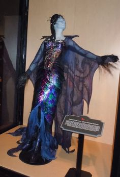 Enchanted Narissa movie costume. I've seen this in person and it's STUNNING