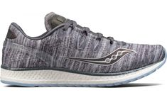 Freedom ISO - Grey (D)   Shoes   Saucony Australia