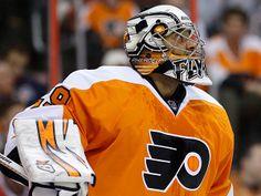 VIA Philadelphia Flyers Twitter....... Philadelphia Flyers @Philadelphia Flyers 37m Ray Emery will start Game 2 with Cal Heeter backing up. Steve Mason is day-to-day. #Flyers