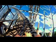 Hades 360 front seat on-ride HD POV Mt. Olympus Water & Theme Park | Wisconsin Dells, WI | USA