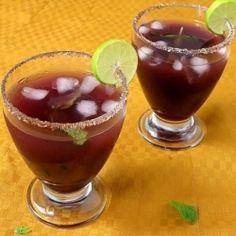 kokum Sharbat - Delicious summer cooler