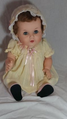 """Toodles, American Character doll, vintage 21"""" #DollswithClothingAccessories"""