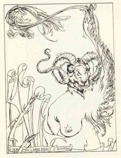 Ex-Libris, Austin Osman Spare