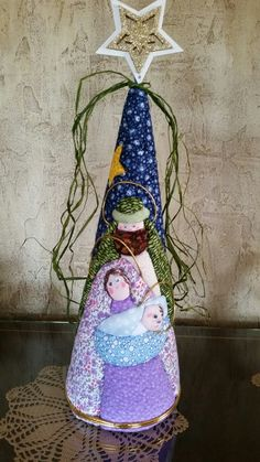 Quilting, Happy, Christmas, Xmas Crafts, Patchwork Embutido, Christmas Ornaments, Holiday Ornaments, Fabrics, Births