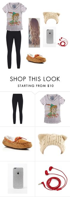 """""""Untitled #31"""" by fashionista-dxliv on Polyvore featuring True Religion, UGG Australia, LA: Hearts, FOSSIL, women's clothing, women, female, woman, misses and juniors"""