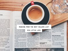 Big Little Lies by Liane Moriarty is currently sitting pretty at #4 on the NY Times Bestseller list. I read it – loved it – will talk about it below + recommend what to read if you liked it too. Big Little Lies Madeline is funny and biting, passionate, she remembers everything and forgives no […]