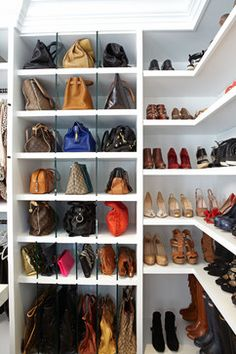Lisa Adams, LA Closet Design's Design Ideas, Pictures, Remodel, and Decor