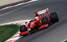 2009 Spanish GP - Felipe Massa (Ferrari F60) [1680x1050]