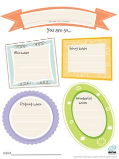Grandparents Day Cards--FREE printables!