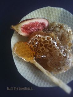 figs + honey