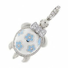 Can t get over this turtle jewelry   JR Dunn Jewelers  charm Porte Clef 30bcbd903f9