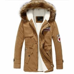 Hot Wholesale Price Stylish New Fashion Long Sleeve Men Warm Hooded Parka Winter Thick Coat Outwear Jacket http://www.wholesalebuying.com/product/hot-wholesale-price-stylish-new-fashion-long-sleeve-men-warm-hooded-parka-winter-thick-coat-outwear-jacket-144211?utm_source=pin&utm_medium=cpc&utm_campaign=ZYWB28