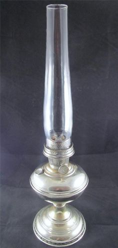 1914 Aladdin Oil Lamp 6 Insulated Burner 11 by InvidaAntiques, $100.00