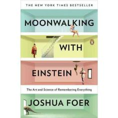 Wonderfully well-written and well-researched book about the ART and the SCIENCE of memory - a really engaging read with some surprising secrets of memory superstars.