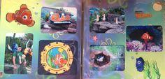 Scrapbook: Disney Vacation 2008: EPCOT - The Seas