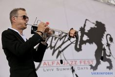 Alfa Jazz Fest: how jazz was given in Lviv./ Alfa Jazz Fest: як у Львові дали джазу. #jazz #Lviv #ukraine #ukrinformphoto https://www.ukrinform.ua/rubric-culture/2256108-alfa-jazz-fest-ak-u-lvovi-dali-dzazu.html#