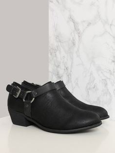 Haisley Bootie - Black - Gypsy Warrior