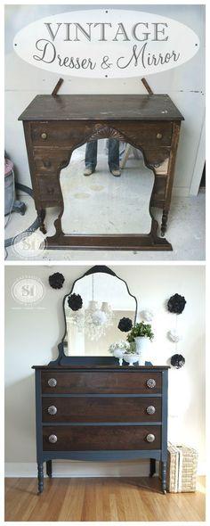 25 Classy Vintage Decoration Ideas - Live DIY Ideas