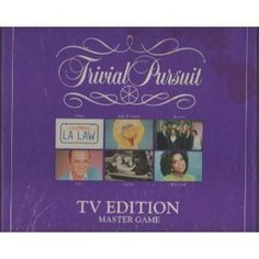 Trivial Pursuit TV Edition Master Game by Parker Brothers, http://www.amazon.com/dp/B000NIY4J2/ref=cm_sw_r_pi_dp_R2mVrb13QZAC1