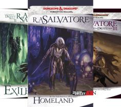 The Legend Of Drizzt 23 Book Series By RA Salvatore R A