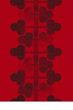 specializes in Finnish and Scandinavian design featuring Marimekko, iittala, Ilse Jacobsen, Ritva Falla & more. Marimekko Fabric, Haida Art, Textile Patterns, Floral Patterns, African Textiles, Japanese Patterns, Fabric Remnants, Illuminated Letters, Aboriginal Art