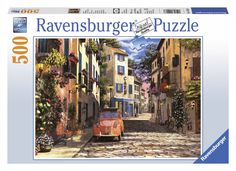 Ravensburger in The Heart of Southern France 14253 Puzzle for sale online Ravensburger Puzzle, 2000 Piece Puzzle, Pirate Boats, French Street, Southern France, Puzzle Books, Romantic Cottage, In The Heart, The World's Greatest