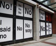 I Said No By Ken Lum ( )
