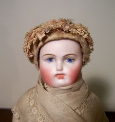 Double-faced Bru Candy Container, Antique Doll Sold from Faraway Antique Shop
