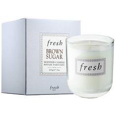 Fresh - Brown Sugar Candle #sephora