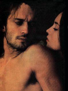 Isabelle Adjani and Vincent Pérez in La Reine Margot
