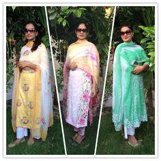 Indian Salwar Suit, Indian Suits, Punjabi Suits, Indian Wear, Anarkali Frock, Anarkali Suits, Punjabi Fashion, Ethnic Fashion, Kurta Style