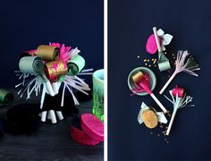 DIY Awesome party blowers