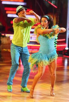 And the Dancing With the Stars Winner Is... - Yahoo! TV