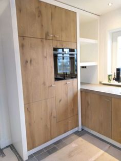 Kitchen Room Design, Laundry Room Design, Interior Design Kitchen, Kitchen Cupboards, Kitchen Tiles, Küchen Design, House Design, Beautiful Home Designs, Compact Kitchen
