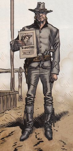 Jonah Hex - Lead Poisoning