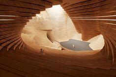 Revolutionary Opera Theater for the Karmelitermarkt in Vienna - eVolo | Architecture Magazine
