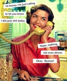 NewSchoolSass - NewSchoolSass Best Picture For Funny memes For Your Taste You are looking for something, and it i - Retro Humor, Vintage Humor, Retro Funny, Retro Ads, Anne Taintor, Retail Robin, Haha Funny, Funny Jokes, Funny Stuff