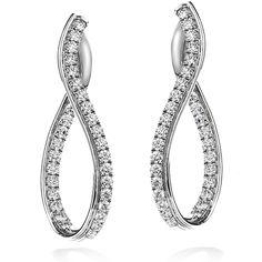 Hoopla Large Twist Earrings #myHOFwishlist