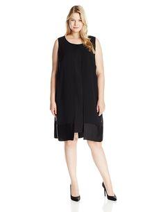 HDE Womens Casual Cotton Jersey Knit Long Sleeve SlipOn Mini Skater ... 35aea9054