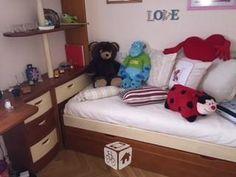Foto de Dormitorio Juvenil en madera maciza pino