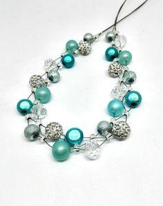 Rational Transparent Blau Pink Grüne Punkte Glasperlen Für Silber Carefully Selected Materials Bettelarmbänder & Anhänger