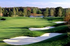 Due Process Stable Golf, Colts Neck - local, but exclusive.  Played it a few times...nice!